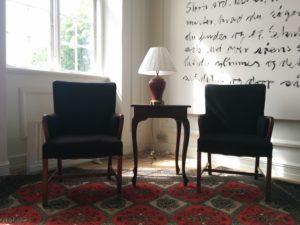 Vinterefugium i Hovedbygningen på Hald @ Hald Hovedgaard