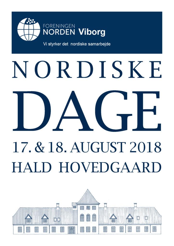 Nordiske dage på Hald @ Hald Hovedgaard