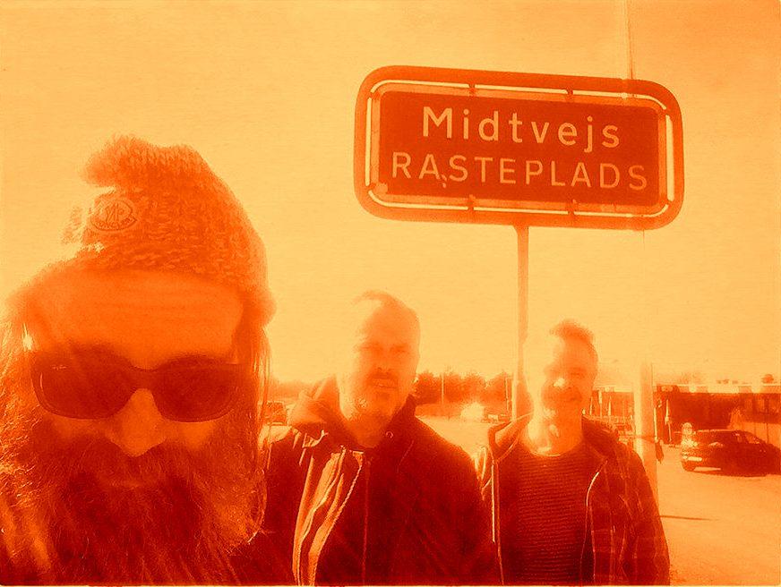 Koncert med De efterladte @ Hald Hovedgaard