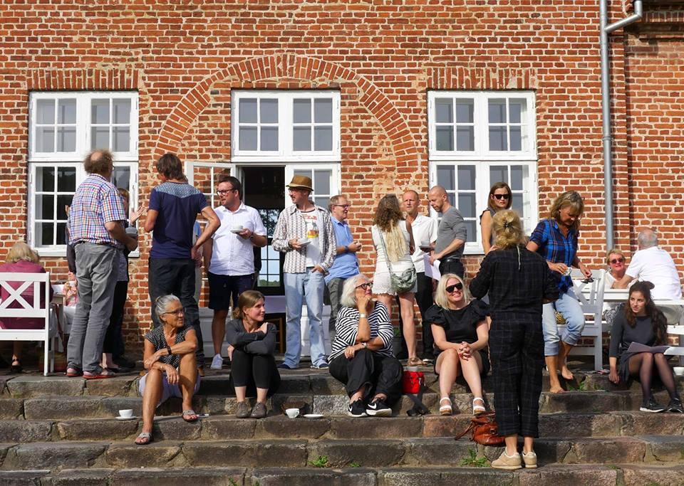 Den Litterære Institutions årsmøde (under stadig skælven) 2019 @ Hald Hovedgaard