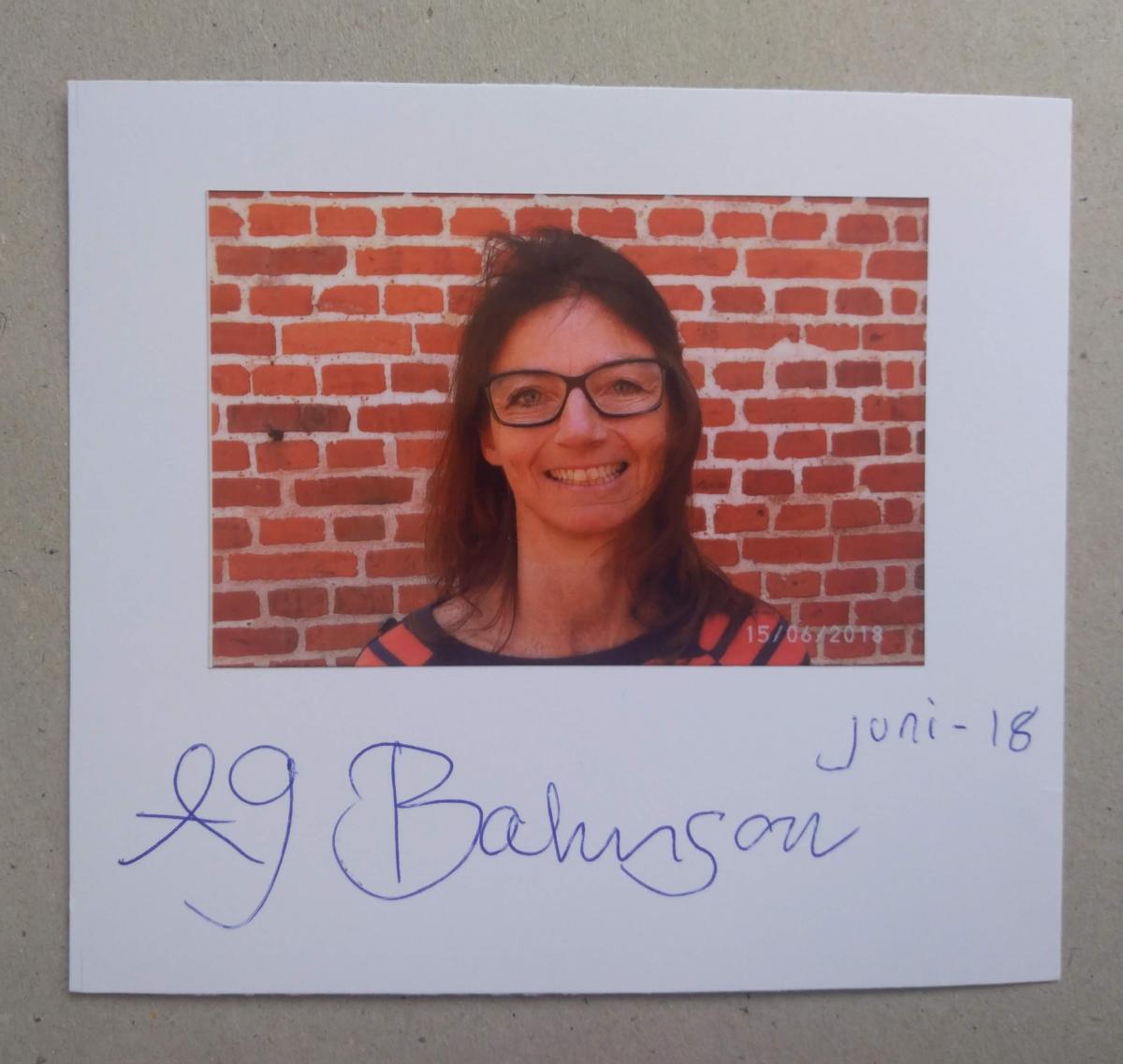06-18 Annie Bahnson