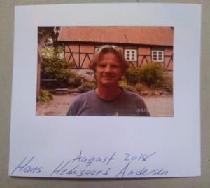 08-18 Hans Hedegaard Andersen