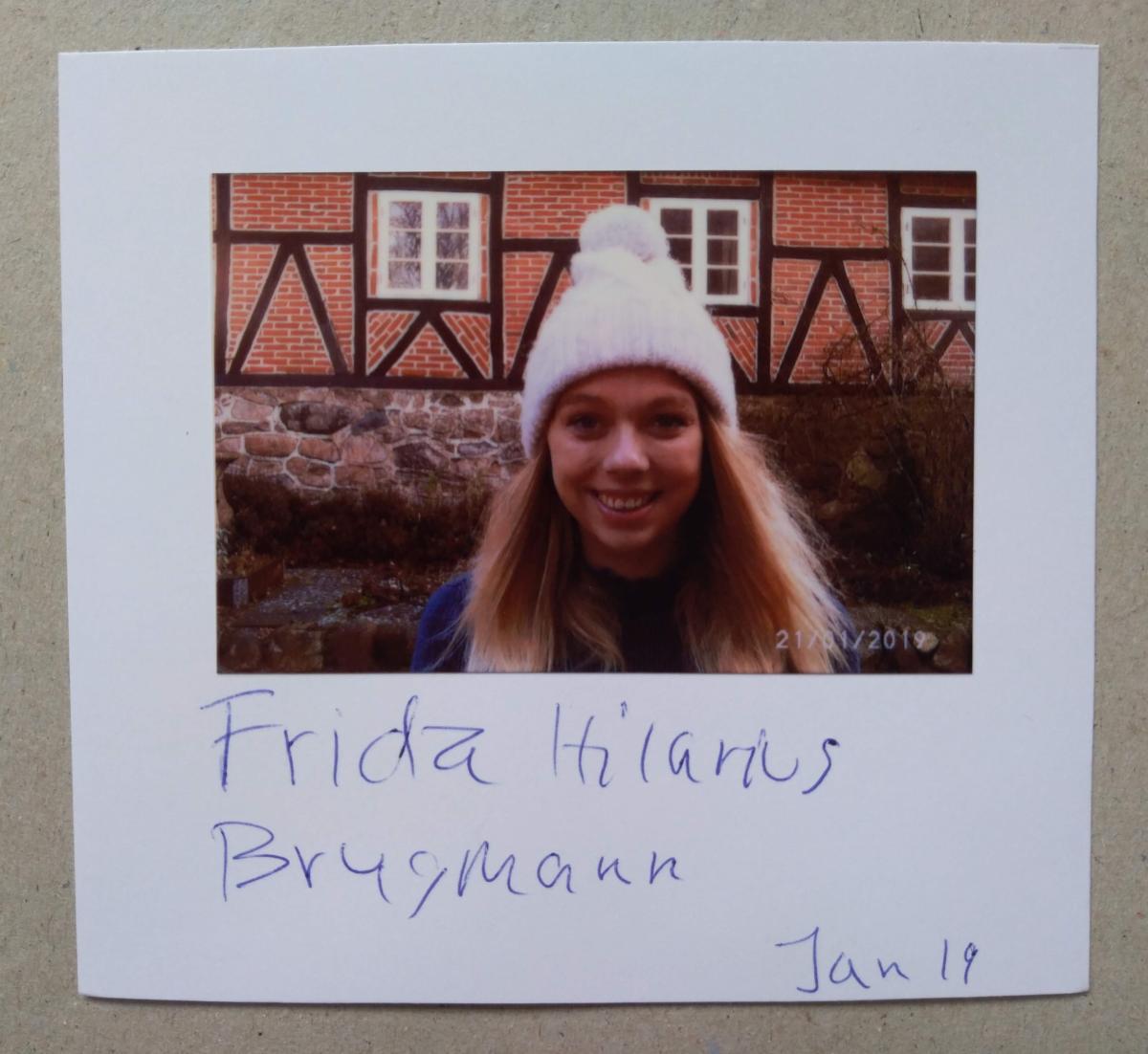 01-19 Frida Hilarius Brygmann