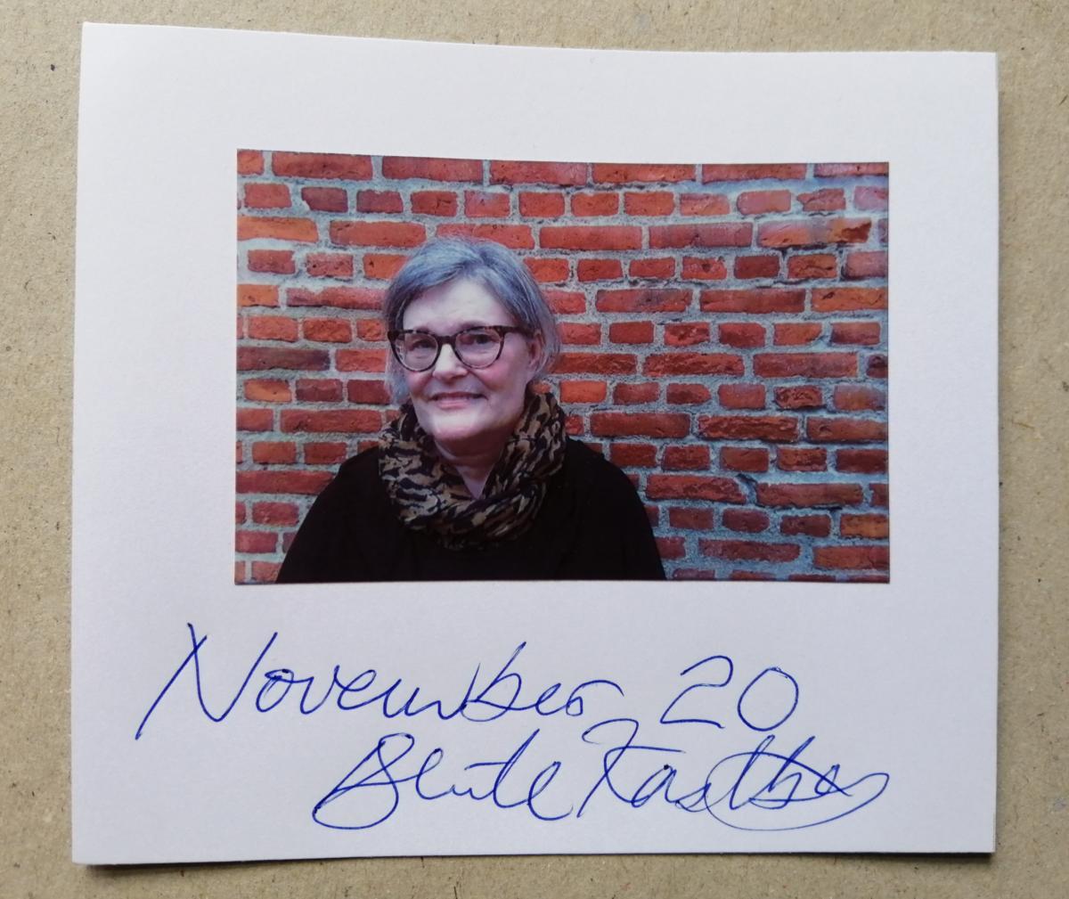 11-20 Bente Kastberg