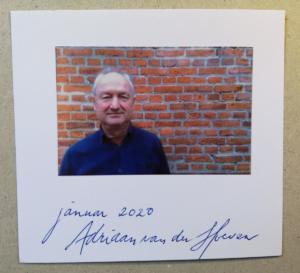 01-20 Adriaan van der Hoeven