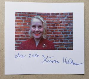 11-20 Kirsten Heltner