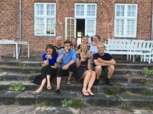 Sommerrefugium 2020 i Hovedbygningen på Hald @ Hald Hovedgaard